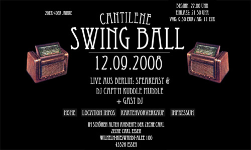 Swing Ball Zeche Carl